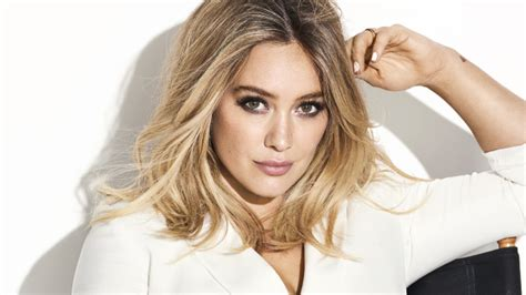 Hilary Duff Is A Techie by Hilary Duff Wishes Luca A Happy 5th Birthday The