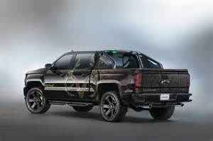 2016 chevy silverado realtree concept gm authority