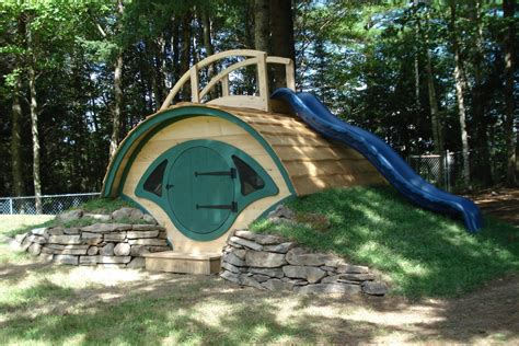 hobbit hole house hobbit hole playhouse bonjourlife