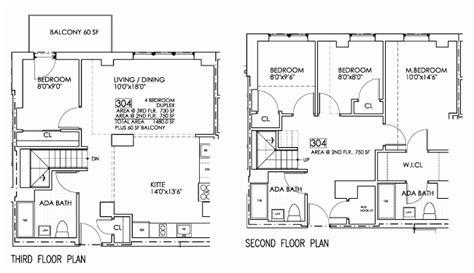 4 Bedroom Duplex Floor Plans by 4 Bedroom Duplex House Floor Plan Www Indiepedia Org