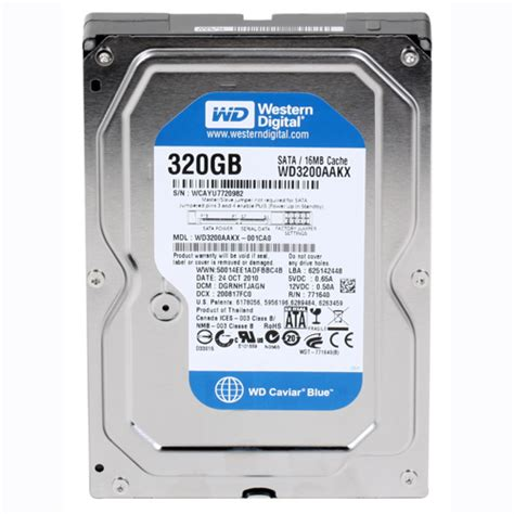 western digital 320gb 3 5 quot sata des end 11 25 2019 6 00 pm