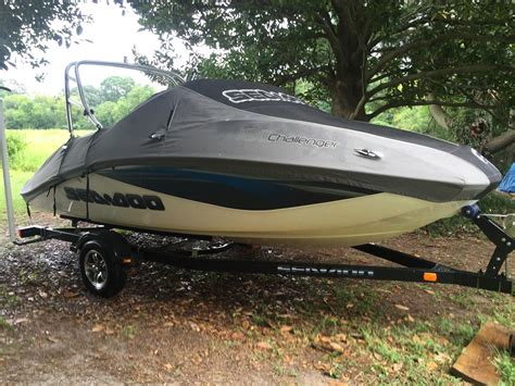 2007 sea doo challenger 180 for sale sea doo challenger 180 se 2007 for sale for 12 000