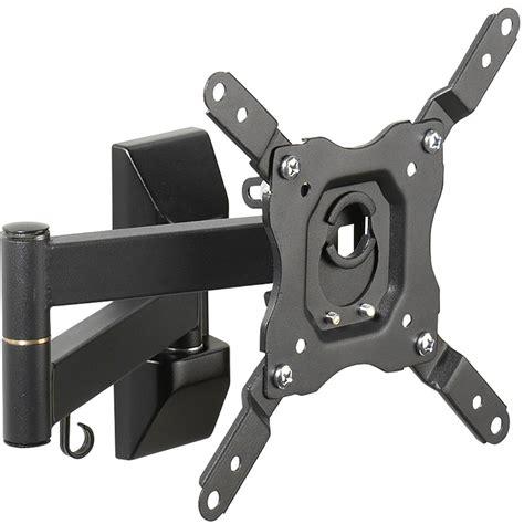 Swing Tv by Vivanco Dual Arm Tilt Swing Tv Wall Mount Bracket