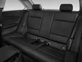 image 2012 bmw 1 series 2 door coupe 135i rear seats