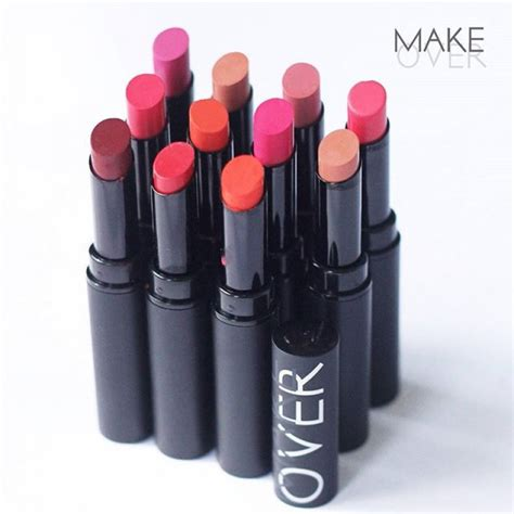 Lipstik Makeover Matte Lip make ultra hi matte lipstick 183 shecharming