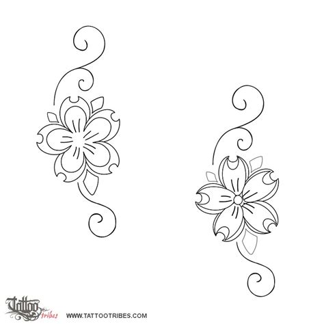 fiore designs stencil di fiori az colorare