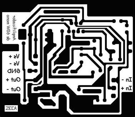 Audio Ic Tda 2052 St 60w lificador 120w rms