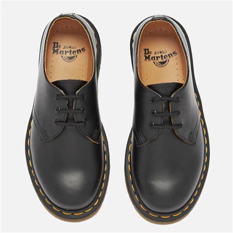 Dr Martens 1461 dr martens 1461 smooth leather 3 eye shoes black