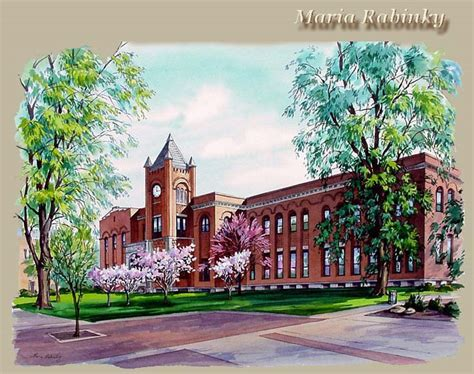 Clark College Calendar Architectural Renderings By Rabinky