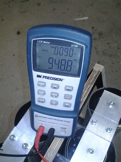 inductance meter lcr meter