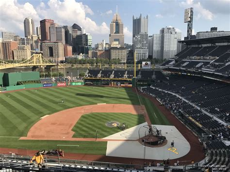 section 321 pnc park pnc park section 321 rateyourseats com