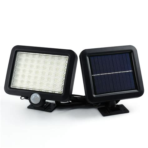 Led Solar Outdoor Lights 2017 Selling Solar Led Powered Garden Lawn Lights Outdoor Infrared Sensor Light 56 Led Solar