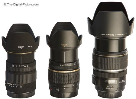 tamron sp af 17 50mm f/2.8 xr di ii ld if lens review