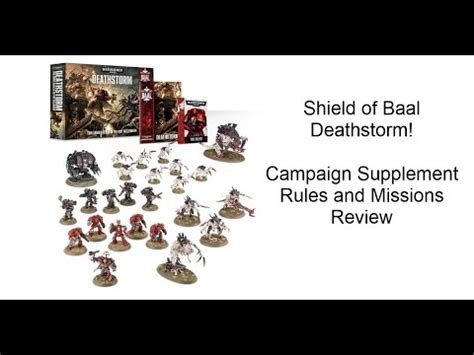 supplement geeks a review deathstorm caign supplement