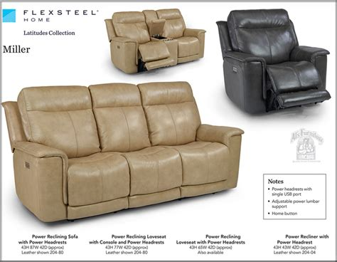 Motion Reclining Sofa Al S Furniture Flexsteel Home Furnishings Modesto Ca