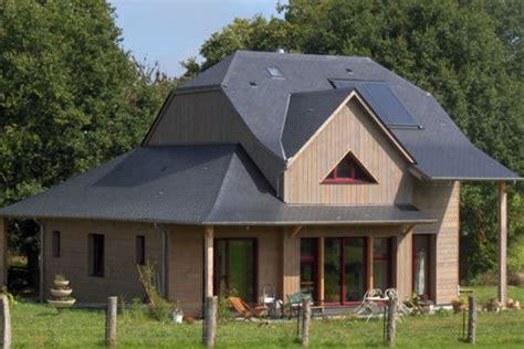 Construction Maison Passive Ossature Bois 4139 by Construction Maison Passive Ossature Bois Mayenne 53