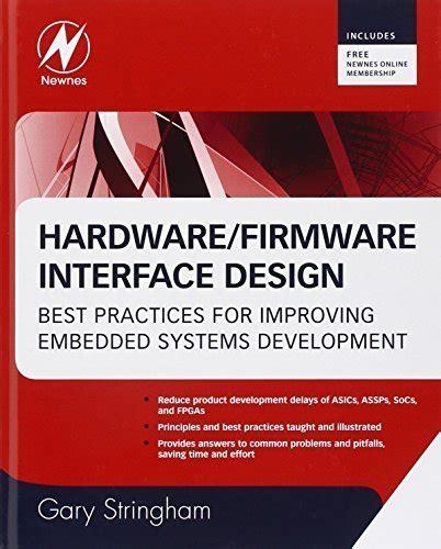 google design best practices read hardware firmware interface design best practices