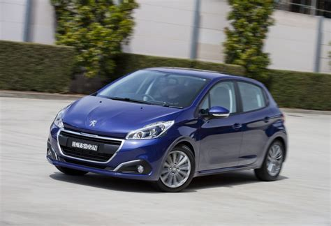 peugeot range 2015 2015 peugeot 208 range goauto our opinion