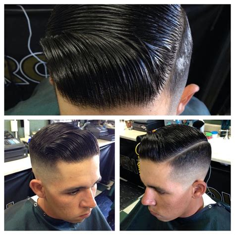 high fade comb over comb over fade hairstyle low taper pictures