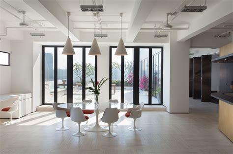 small loft designed for big impact wing loft laboratory for explorative architecture