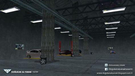 San Andreas Mod Garage by Gta San Andreas Tuning Garage Mod Gtainside