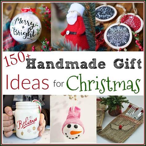 150 handmade gift ideas for christmas sweet pea