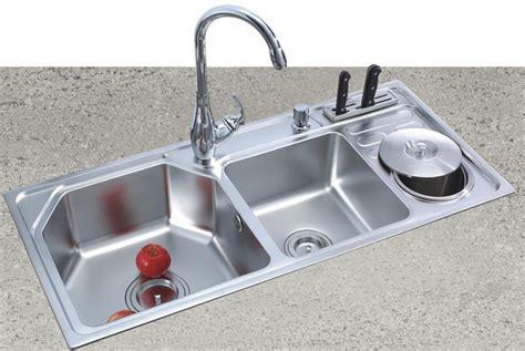 With Garbage Bin Stainless Steel Kitchen Sink China Kitchen Bin Sink