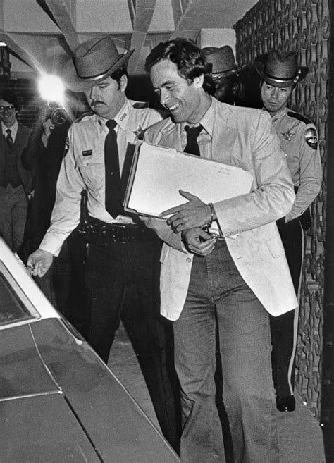 Tallahassee Court Search Florida Memory Theodore Bundy Leaving The County Court