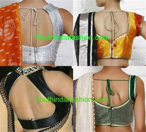 neck designs blouse neck designs for fancy sarees www pixshark