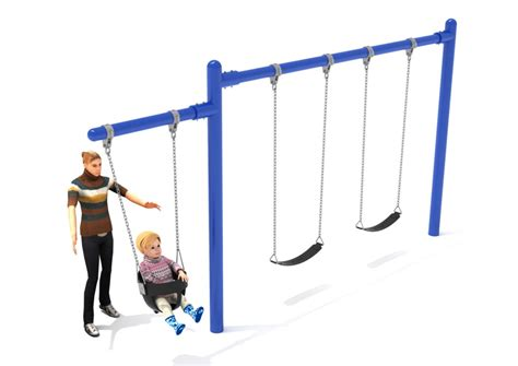 i swing my beat at the playground 1 cantilever 1 bay frame only with hangers pro