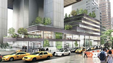home design center nyc renderings revealed for citicorp building s proposed new