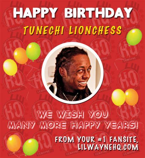 Lil Birthday Card