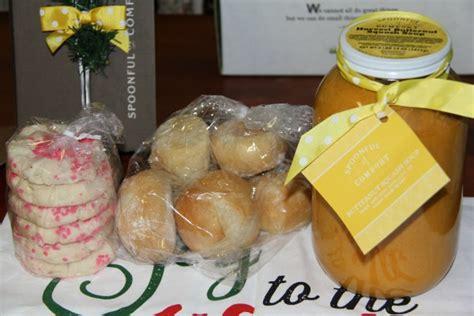 comfort food gift basket spoonful of comort the spring mount 6 pack