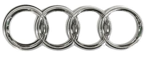 Audi Emblem Aufkleber by Audi Aufkleber Audi Emblem