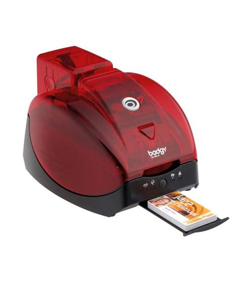 badgy card printer templates evolis badgy id card printer buy at best price on