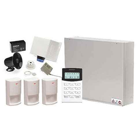 home alarms packages