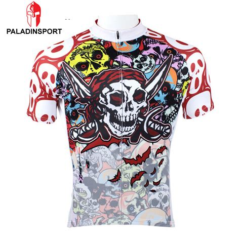Kaos Racing Skull 1 pirate court promotion achetez des pirate court