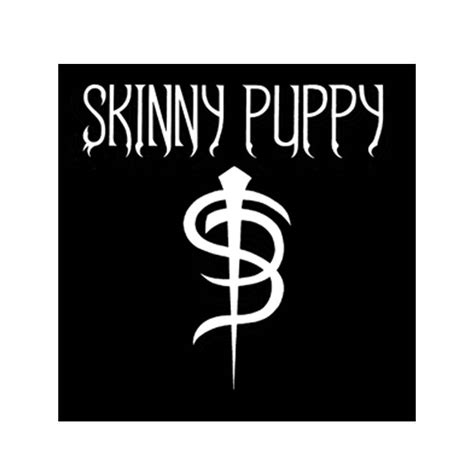 Home Decor Items Cheap skinny puppy logo patch