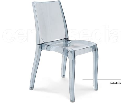 sedie policarbonato trasparente light sedia policarbonato sedie policarbonato trasparenti
