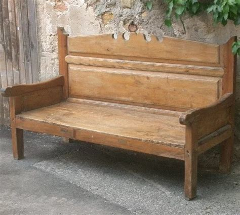 pine bench seat pine bench seat from spain relic antiques of london