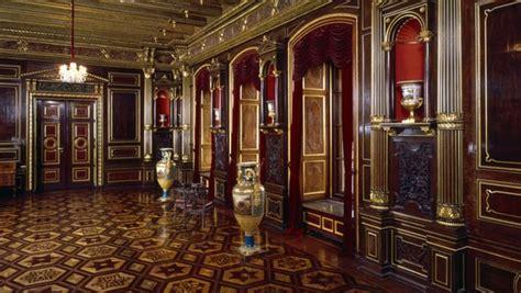 goldener speisesaal schwerin mecklenburg vorpommern architectura pro homine