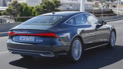 2019 Audi A7 Msrp by 2019 Audi A7 Receives Its U S Price Tag