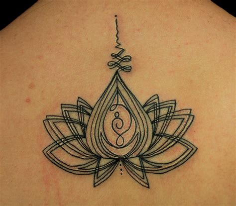 geometric lotus tattoo lotus flower sacred geometry tattoos by mareva