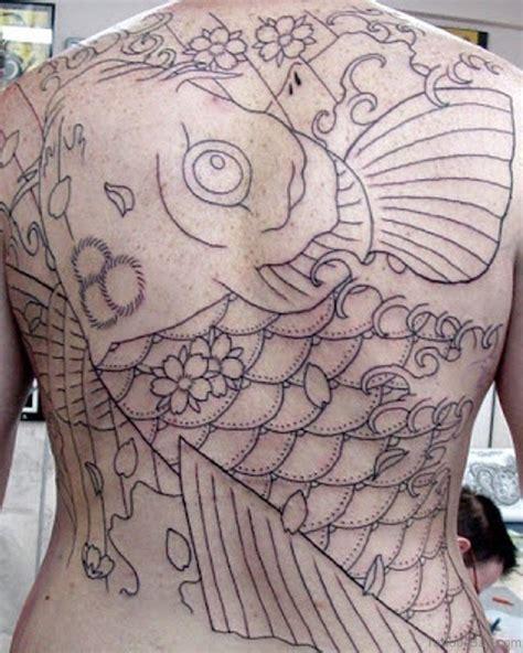 koi fish back tattoo designs 50 graceful koi fish tattoos for back
