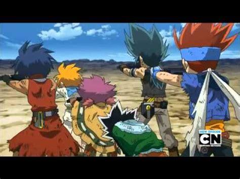 Komik Metal Fight Beyblade 1 11 Bladers 1 3 Tamat Mulus beyblade anime vs real battle bladers team gingka
