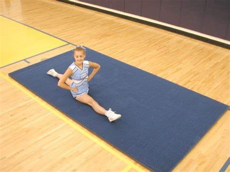 Roll Out Cheer Mats by Flexi Roll 174 Stunt Mat Ross Athletic Supply
