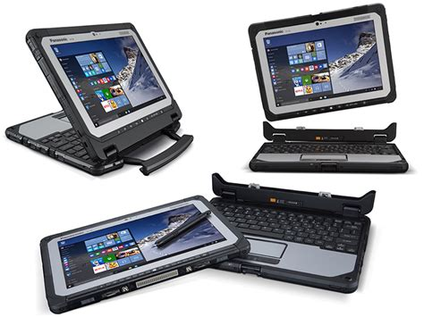 Rugged Tablet India by Panasonic Toughbook Cf 20 Review Rugged And But