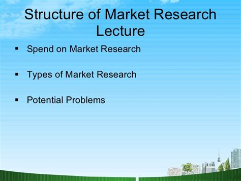 Mba Marketing Research by Market Research Ppt Mba Bec Doms