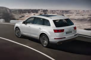 Second Audi Q7 Uk 2017 Audi Q7 Second Drive Review Motor Trend