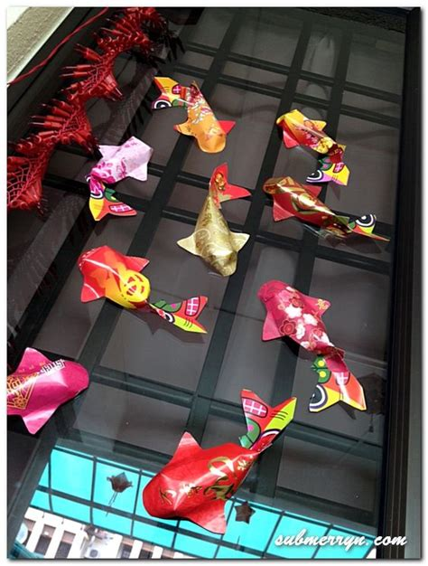 new year origami fish maybe i ll try my at origami i used to do it all da